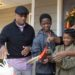 SCHFH Teams Up with Warrick Dunn Charities for the Surprise of a Lifetime