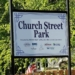 SCHFH joins MOMS Club of Fayetteville for Church Street Park Dedication