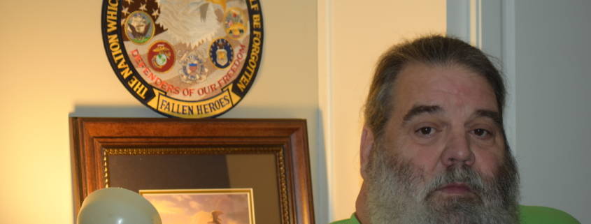 Veteran Glenn Clontz
