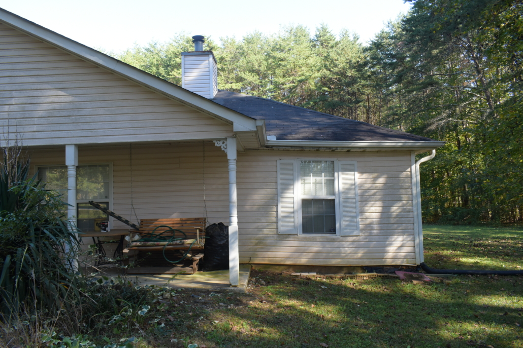Sinking home of Henry County veteran